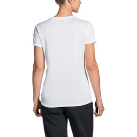 VAUDE Essential Camiseta Mujer, white